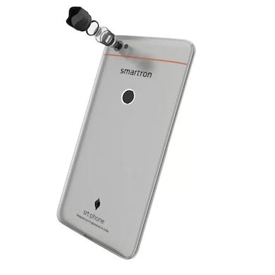 Smartron SRT Phone (4 GB RAM, 64 GB) Titanium Gray images, Buy Smartron SRT Phone (4 GB RAM, 64 GB) Titanium Gray online at price Rs. 7,799