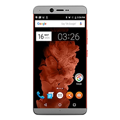 Smartron t.phone (Sunrise Orange, 4GBLPDDR4@1600Mhz RAM, 64GB) Price in India