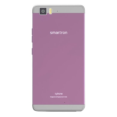 Smartron t.phone (Metallic Pink, 4GBLPDDR4@1600Mhz RAM, 64GB) Price in India