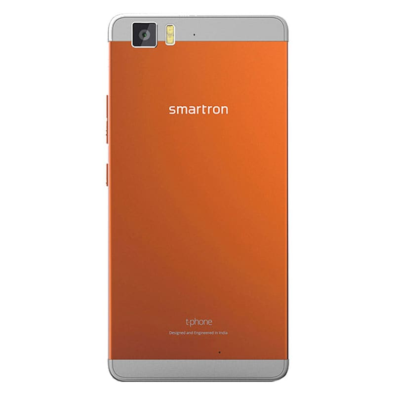 Buy Smartron t.phone Sunrise Orange online