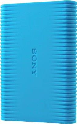 Sony HD-SP1 1 TB Shock Proof External Hard Drive Blue Price in India