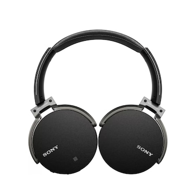 Sony MDR-XB950B1 Bluetooth Headset with Mic Black Price in India