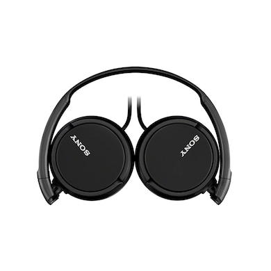 Sony MDR-ZX110 On The Ear Headphone Black Price in India