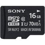 Buy Sony 16 GB Class 10 MicroSDHC Memory Card 16 GB Online