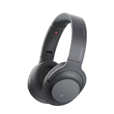 03bc66f3e9f Sony WH-H900N Bluetooth Headset with Mic Grayish Black Price in India ...