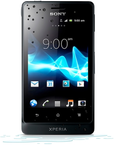 Buy Sony Xperia Go (Black, 512MB RAM, 8GB) Price in India (11 Aug