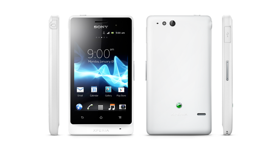 Sony Xperia Go (White, 512MB RAM, 8GB) Price in India
