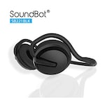 Buy SoundBot SB221 Wireless Bluetooth Headset with Mic Black Online