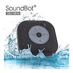Buy SoundBot SB518FM Shower Bluetooth Speaker Black Online