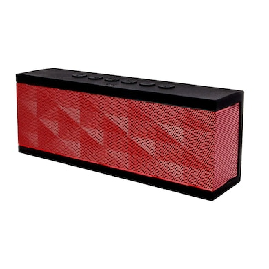 SoundBot SB571 12W Bluetooth Wireless Speakers Red and Black Price in India