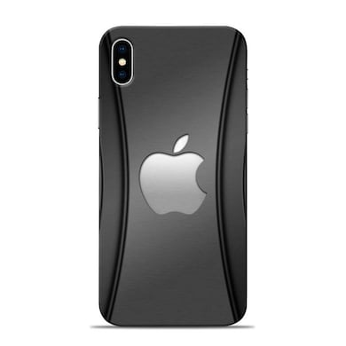 Sowing Happiness Apple Absolute Grey Designer Apple Iphone X Back