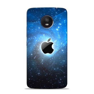 new arrival 6857b 51211 Sowing Happiness Apple Galaxy Design Designer Moto E4 Plus Back Cover