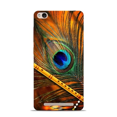 finest selection 628fa ca1d8 Sowing Happiness Lord Krishna Mor Pankh Designer Xiaomi Redmi 5A Back Cover