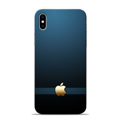 Sowing Happiness The Classic Apple Designer Apple iPhone X Back Cover Multicolor Price in India