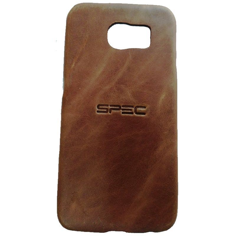 reputable site d86d8 3f8be SPEC Genuine Leather Case For Samsung Galaxy S7 Brown Price in India – Buy  SPEC Genuine Leather Case For Samsung Galaxy S7 Brown Cases And Covers ...