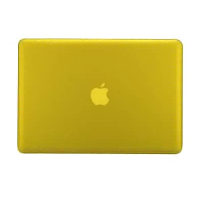 Spider Designs 13 Inch Rubberized Hard Case Cover for Apple MacBook Air Yellow images, Buy Spider Designs 13 Inch Rubberized Hard Case Cover for Apple MacBook Air Yellow online at price Rs. 699