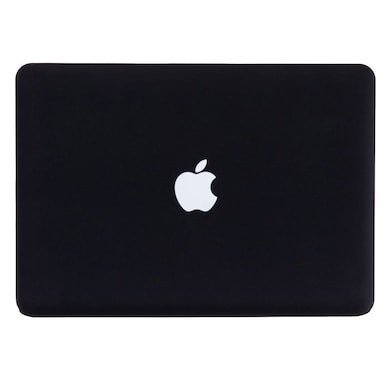 Spider Designs 13 Inch Rubberized Hard Case Cover for Apple MacBook Pro Retina Black images, Buy Spider Designs 13 Inch Rubberized Hard Case Cover for Apple MacBook Pro Retina Black online at price Rs. 699