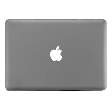 Spider Designs 13 Inch Rubberized Hard Case Cover For Apple Macbook Pro Grey images, Buy Spider Designs 13 Inch Rubberized Hard Case Cover For Apple Macbook Pro Grey online at price Rs. 699