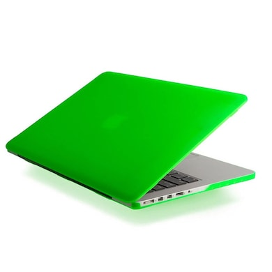 Spider Designs 15 Inch Rubberized Hard Case Cover for Apple MacBook Pro Green images, Buy Spider Designs 15 Inch Rubberized Hard Case Cover for Apple MacBook Pro Green online at price Rs. 699