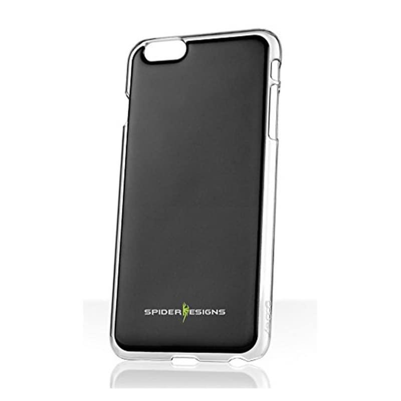 big sale 65bc2 b9b77 Spider Designs StickM Anti Gravity Back Case Cover for Apple iPhone 6/6s  Black Price in India – Buy Spider Designs StickM Anti Gravity Back Case ...