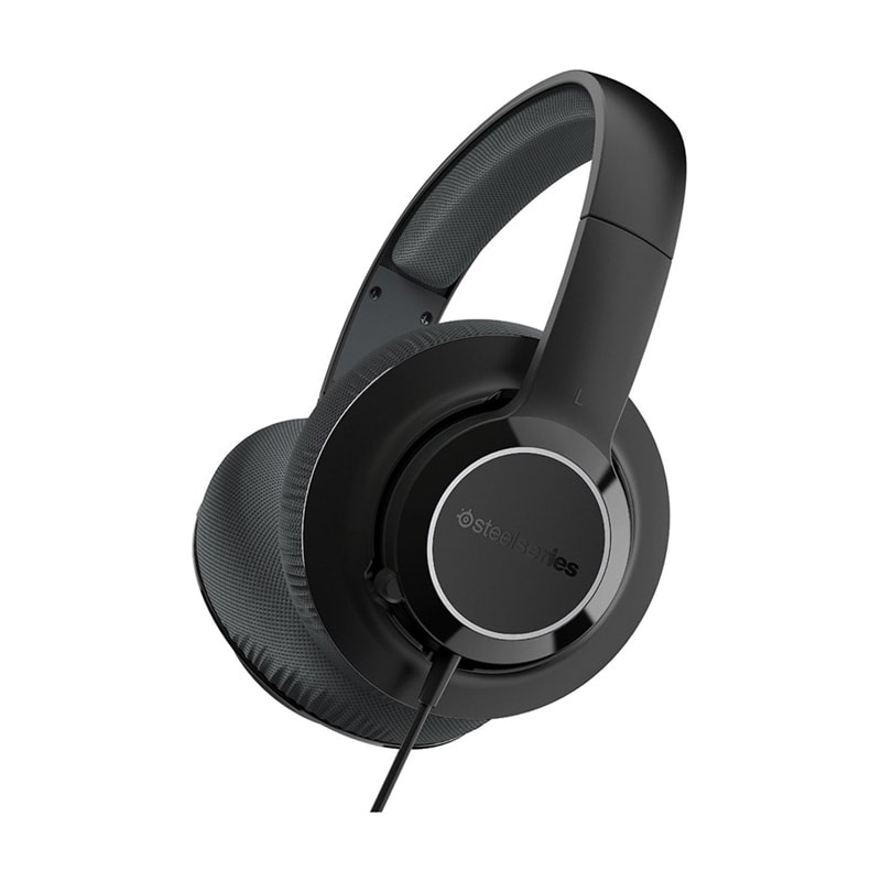 Headphones bluetooth wireless mic - SteelSeries Siberia P100 - headset Overview