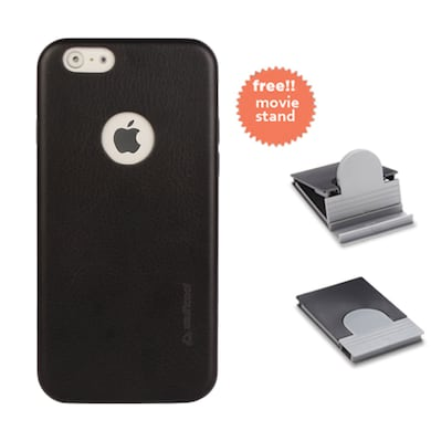 new arrival 18ab6 c85aa Stuffcool Haut Leather Hard Back Case Cover for Apple iPhone 6 Plus ...