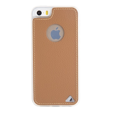 905d498577 Stuffcool Levog Soft & Leather Back Case Cover for Apple iPhone 5/5S/SE ...