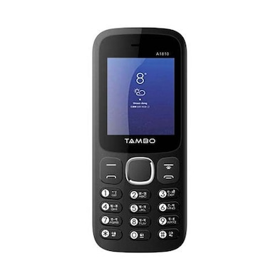 Tambo A1810 Dual SIM,Torch,Wireless FM,Bluetooth Black images, Buy Tambo A1810 Dual SIM,Torch,Wireless FM,Bluetooth Black online at price Rs. 799