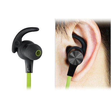 TaoTronics TT-BH07 Bluetooth Headphones with Mic Green Price in India