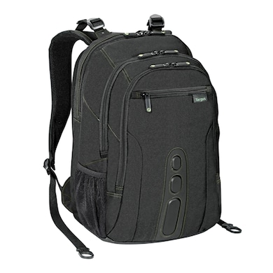 Targus 15.6 Inch Spruce EcoSmart Backpack Black and Olive Price in India