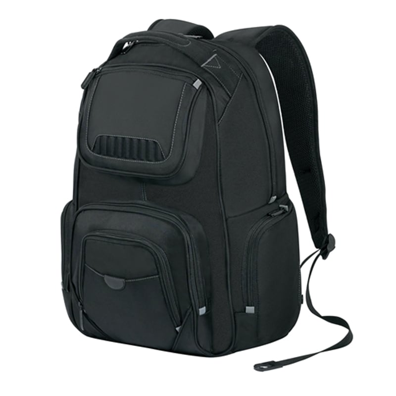1cd6ba6a0e Targus 16 Inch Legend IQ Backpack Black Price in India – Buy Targus ...