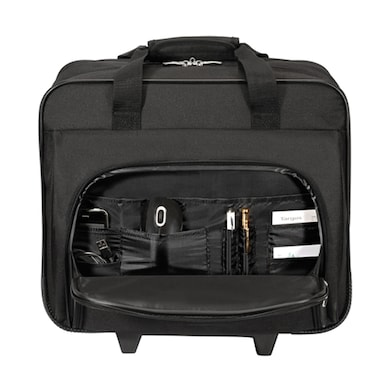 Targus 16 Inch Rolling Laptop Case Black Price in India