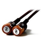 Buy Tekfusion Ecoofers In-Ear Headphone Bamboo and Brown Online