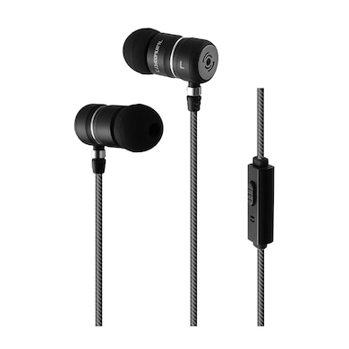 Tekfusion Twinwoofers M 2.0 In-Ear Headset With Mic Black images, Buy Tekfusion Twinwoofers M 2.0 In-Ear Headset With Mic Black online