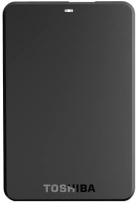 Toshiba Canvio A2 Basics 500 GB Portable External Hard Drive Black Price in India