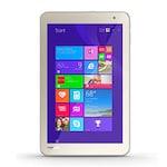Buy Toshiba WT8-B Wifi Tablet Satin Gold Online
