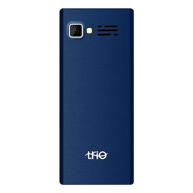 Trio T4 Prime 1.77 Inch Display Cell Phone With Digital Camera (Blue) Price in India