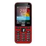 Buy Trio T6 Star 2.4 Inch Display Cell Phone With Digital Camera Red and Black Online