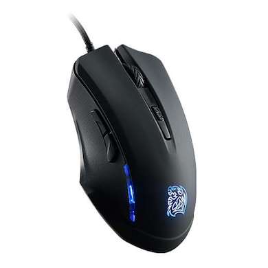 Tt esports COMMANDER Gaming Gear Keyboard and Mouse Combo Black Price in India