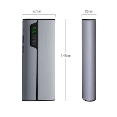 Uimi U2 Power Bank 15600 mAh Grey images, Buy Uimi U2 Power Bank 15600 mAh Grey online
