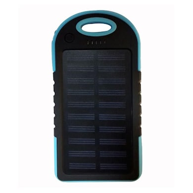 UIMI U3 MINI Solar Charging, Waterproof and Dustproof USB Universal Power Bank 4000 mAh Blue images, Buy UIMI U3 MINI Solar Charging, Waterproof and Dustproof USB Universal Power Bank 4000 mAh Blue online