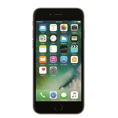 Refurbished Apple iPhone 6 Fingerprint sensor not working, 64 GB (Space Grey, 64GB) Price in India