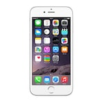 Buy Refurbished Apple iPhone 6 (Fingerprint sensor not working), 16 GB Silver Online