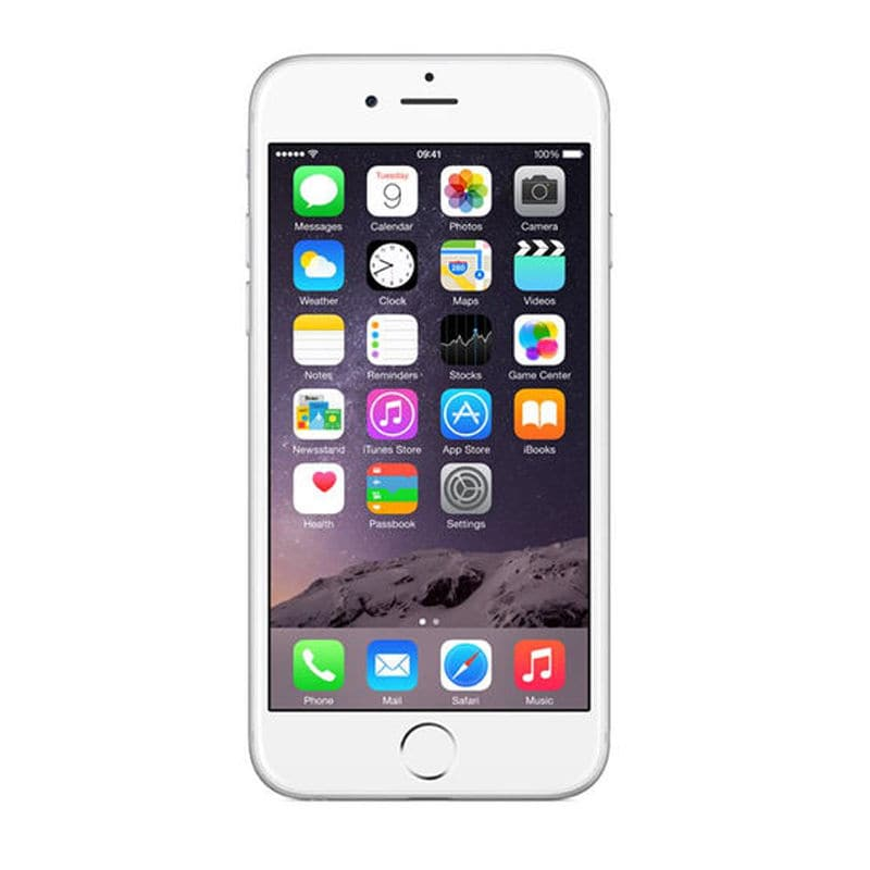 Buy Refurbished Apple iPhone 6 (1 GB RAM, 16 GB) Silver online