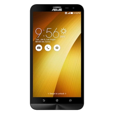 Unboxed Asus Zenfone 2 Laser ZE500KL With 2GB RAM (Gold, 2GB RAM, 16GB) Price in India