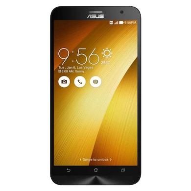 UNBOXED Asus Zenfone 2 ZE551ML With 4GB RAM (Gold, 4GB RAM, 32GB) Price in India