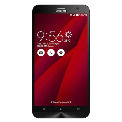 UNBOXED Asus Zenfone 2 ZE551ML With 4GB RAM (Red, 4GB RAM, 32GB) Price in India