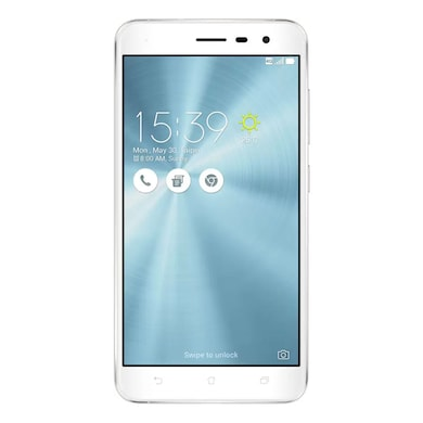 Unboxed Asus Zenfone 3 (White, 4GB RAM, 64GB) Price in India