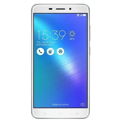 Unboxed Asus Zenfone 3 Laser (Silver, 4GB RAM, 32GB) Price in India