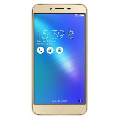 Refurbished Asus ZenFone 3 Max (Gold, 3GB RAM, 32GB) Price in India